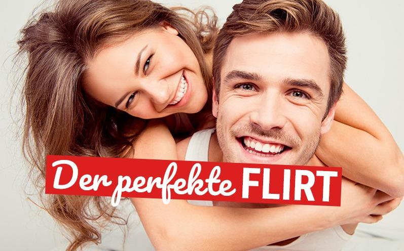 Der perfekte Flirt – Mit diesen Tipps gelingt es sicher!