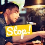 So hört Dein Partner auf zu Rauchen