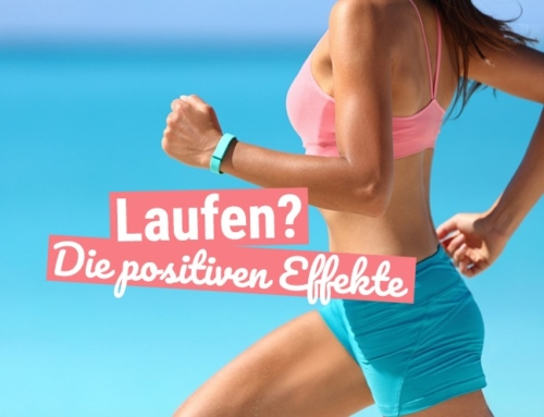 Die positiven Effekte des Laufen