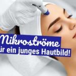 Mikroströme für ein junges Hautbild