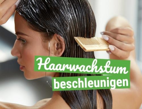 Haarwachstum beschleunigen: So einfach geht's!