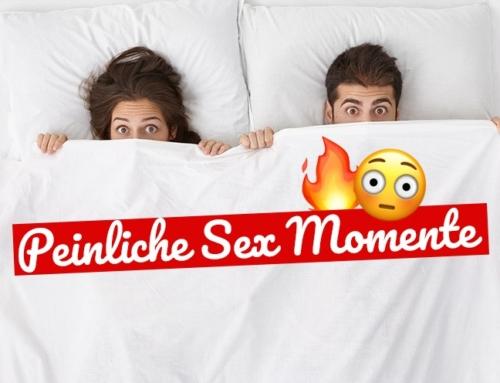 Ups! 5 peinliche Sex Momente, die wir alle kennen