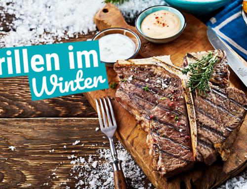 Grillen im Winter: so geht's!