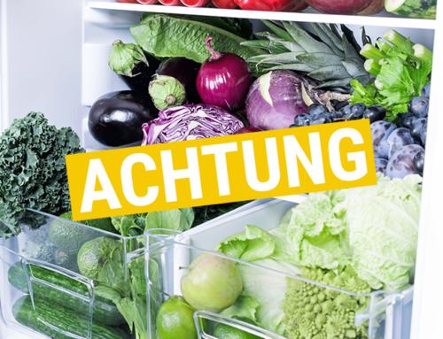 Obst und Gemüse – das machen wir fast alle falsch!