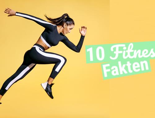 10 skurrile Fitness Fakten für Dich!