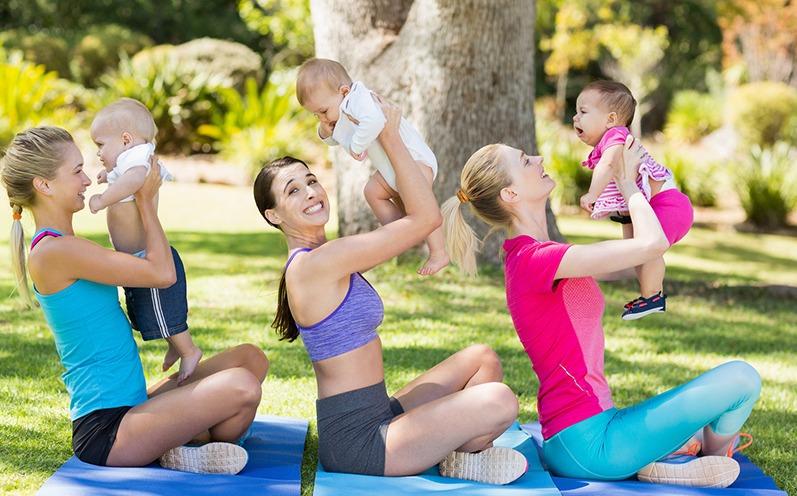 Kangatraining – Fitness & Tanz für Dich und Dein Baby
