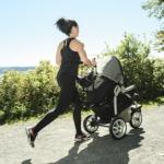 Joggen mit Kinderwagen – das musst Du beachten!
