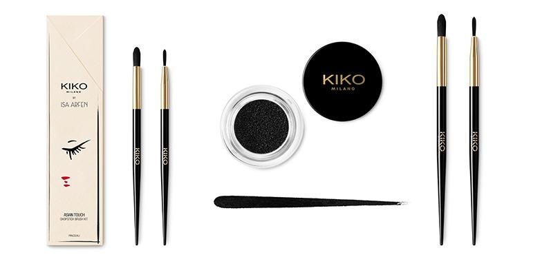 Asian Touch Chopstick Brush Kit & Cushion Eyeliner