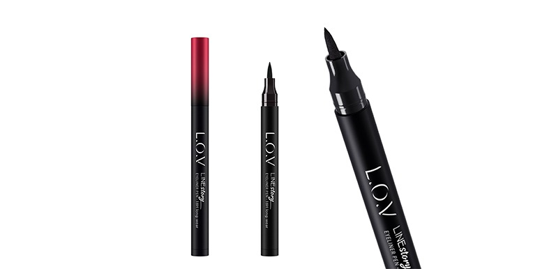 LINEStory Eyeliner Pen - 18h long-wear