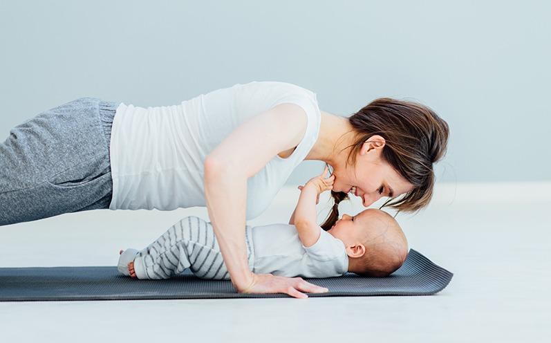 Fitness-Tipps für Deinen After Baby Body