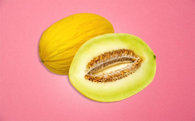 Baby Größe Schwangerschaftswoche 35 Honigmelone