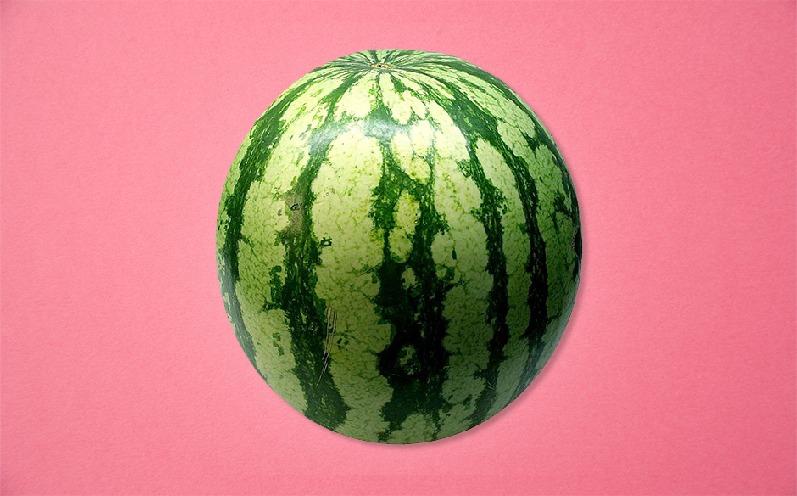 Baby Größe Schwangerschaftswoche 39 Miniwassermelone