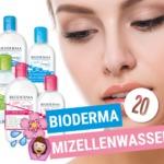 Bioderma Mizellenwasser Adventskalender 20