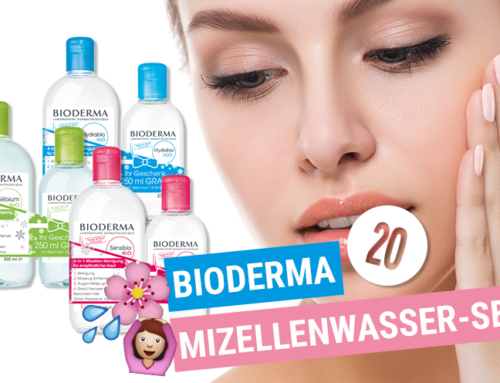 BEENDET: Adventskalender Türchen 20 – Bioderma Mizellenwasser
