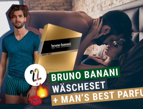 BEENDET: Adventskalender Türchen 22 – Bruno Banani Wäscheset + Men's Best Parfum