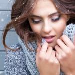 Das perfekte Make-up bei Minusgraden