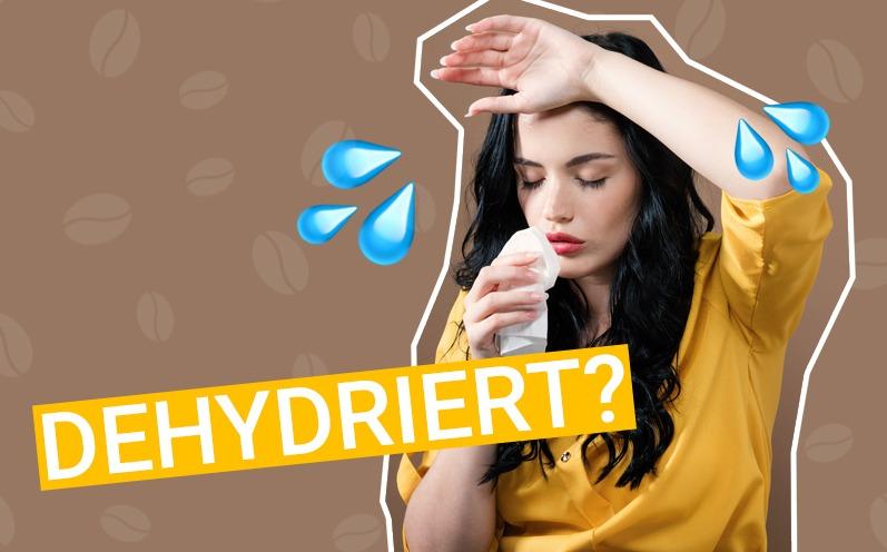 Dehydriert? Diese Anzeichen verraten es Dir!