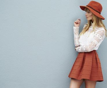 Fashion-Blogger auf Instagram