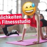 Oops! Diese 6 Dinge sind uns im Fitnessstudio peinlich!