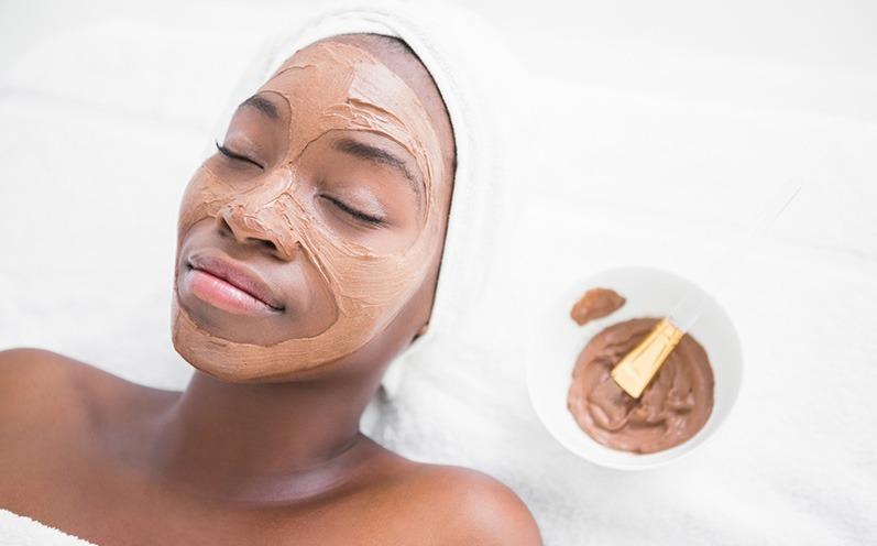 DIY: Weihnachtliche Gesichtsmaske
