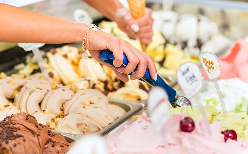 Krass! Das gibt es wirklich: Eissorten mit wenig Kalorien