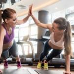 Friendweight Training: Gemeinsames Workout