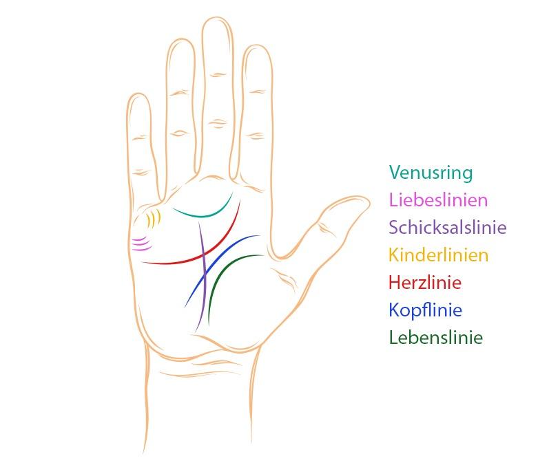 Handlesen – Das verraten Deine Hände über Dein Leben