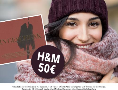BEENDET: H&M Winteredition – Geschenkkarte im Wert von 50 €