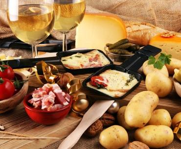 Leckere internationale Raclette Rezepte für Neujahr