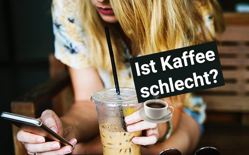 Ist Kaffee schlecht? In diesen Lebenslagen solltest Du darauf verzichten!
