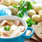Kartoffelsuppe - Schnell & Einfach