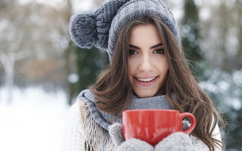 Kopfbedeckungen im Winter