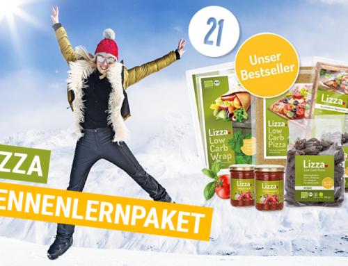 BEENDET: Adventskalender Türchen 21 – Lizza Kennenlernpaket