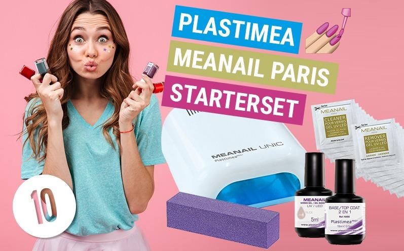 Meanail Paris Starterset von Plastimea - Adventskalender Türchen 10