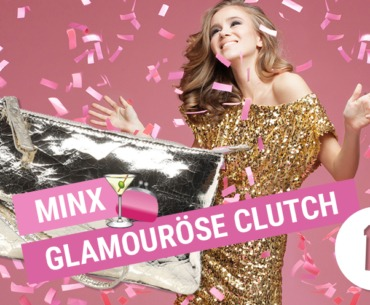 Minx Clutch Gold by Eva Lutz Tasche Ralto 901 Gold Adventskalender 17
