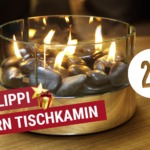 Philippi Tischkamin BURN Adventskalender 24