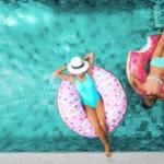 Sommerzeit! Wir beschenken Dich mit einem von drei Schwimmringen!