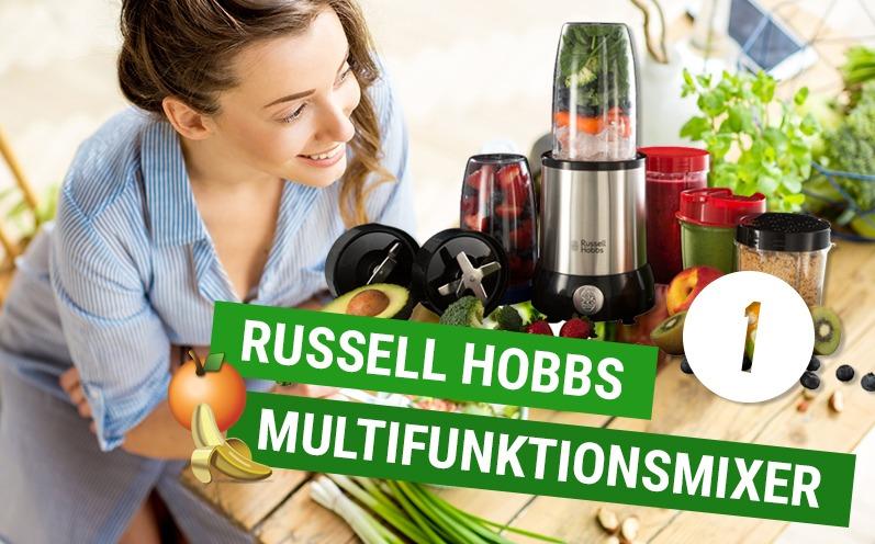 Russell Hobbs Nutri Boost Multifunktionsmixer Adventskalender 01