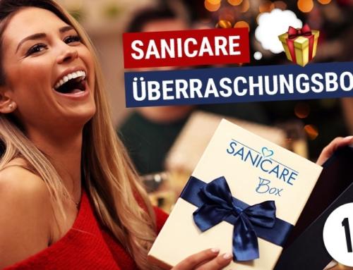 BEENDET: Adventskalender Türchen 14 – SANICARE Überraschungsbox