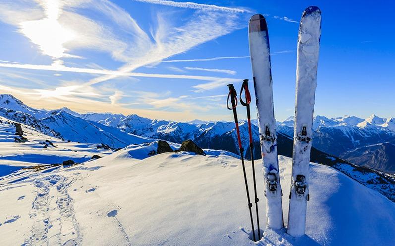 Skifahren - Einfach Kalorien verbrennen