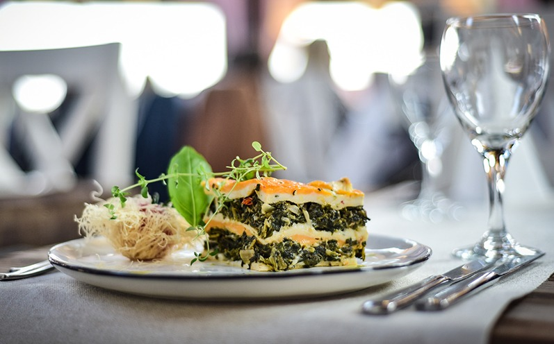Spinat Lasagne: So lecker kann Spinat sein!