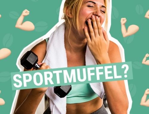 Wie werde ich meinen inneren Sportmuffel los?