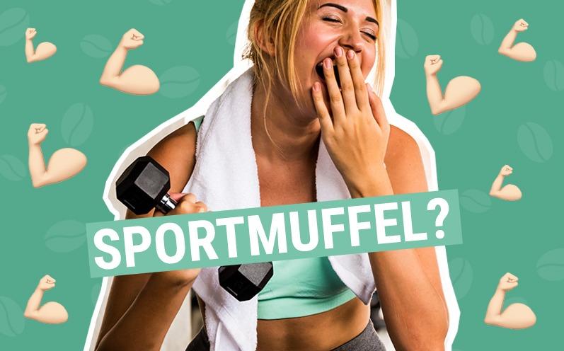 Du möchtest mehr Sport betreiben, aber landest dennoch jeden Abend auf der Couch? Wir zeigen Dir, wie Du Deinen inneren Sportmuffel loswirst.