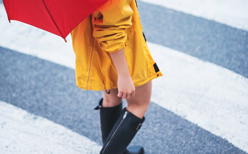 Styling-Tipps: Regenoutfit