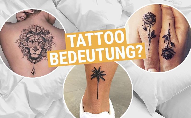 Welches Tattoo hat welche Bedeutung?