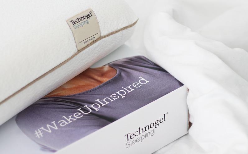 Technogel Wake Up Inspired