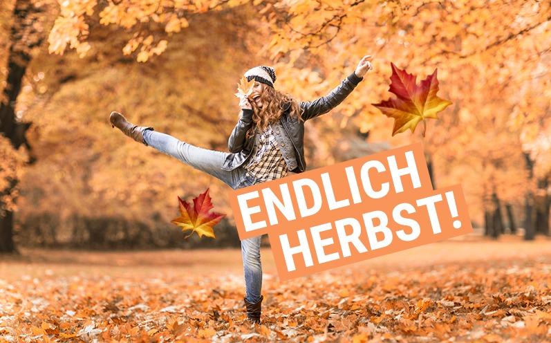 Blätter fallen von den Bäumen und die Temperaturen sinken – Hallo Herbst! 5 Tipps, wie Du in dieser Jahreszeit coole Wochenendaktivitäten starten kannst.