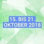 Dein Wochenhoroskop: 15. bis 21. Oktober 2018