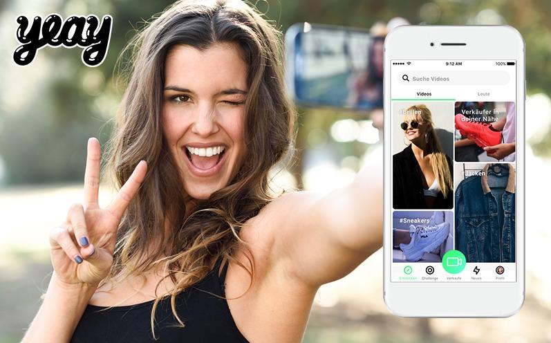 YEAY: Die Video Shopping App