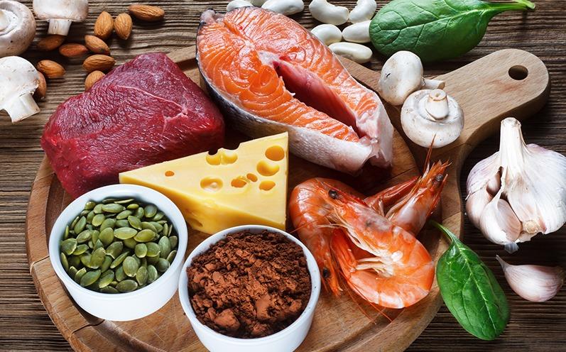 Zinkhaltige Lebensmittel: Das macht Dich Fit! - Food  The Impish Ink